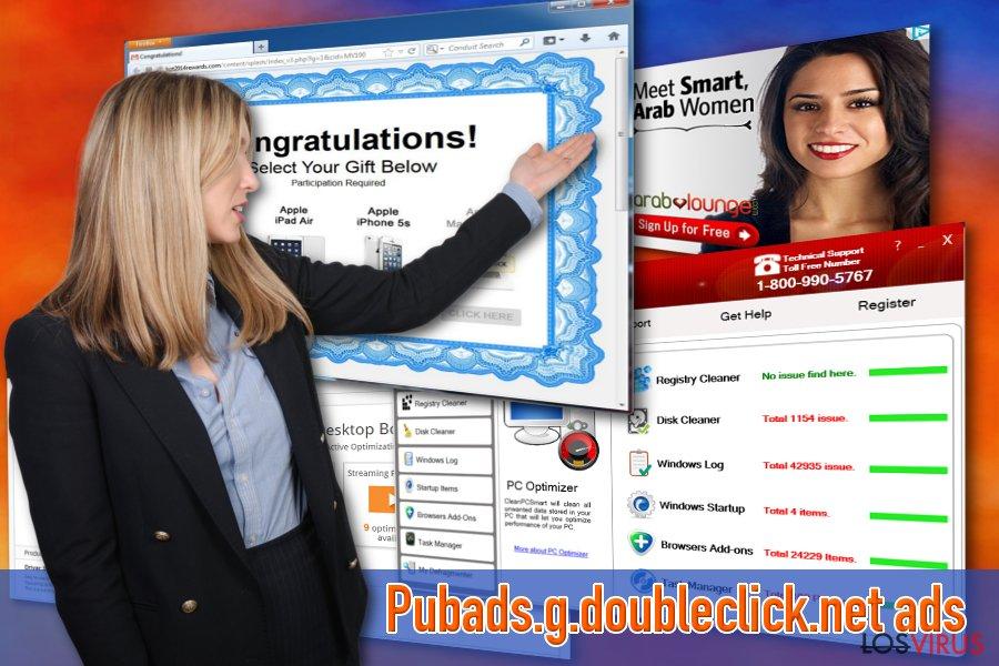 Virus Pubads.g.doubleclick.net