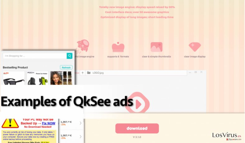 Ads by QkSee