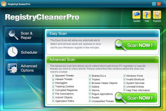 Registry Cleaner Pro foto