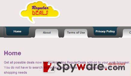 Los anuncios de Regular Deals foto