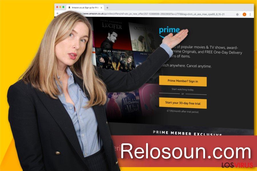 Ilustración de Relosoun.com