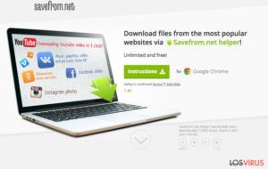 SaveFrom.net helper