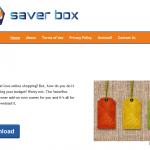 Los anuncios de Saver Box foto
