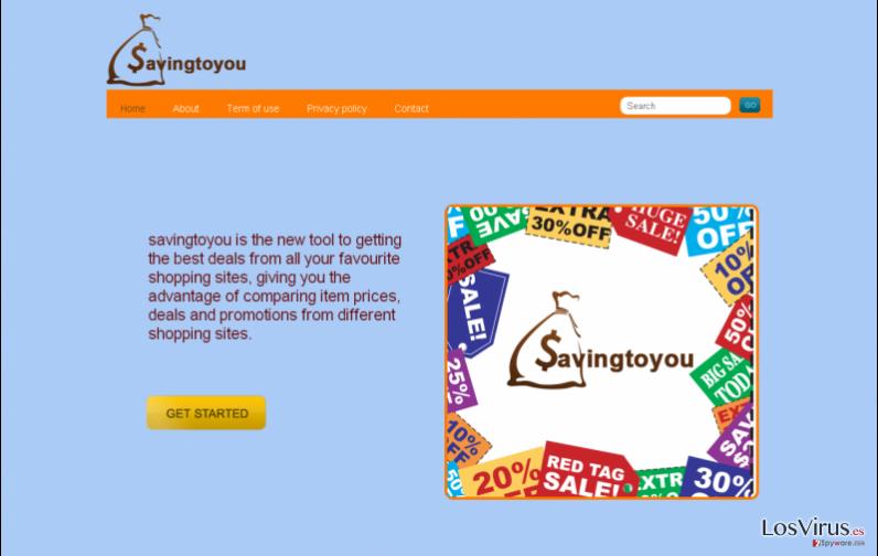 Los anuncios de Savingtoyou foto