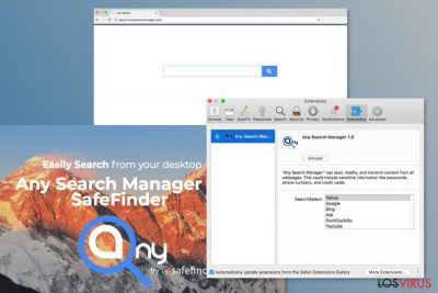 Pantallazo de Search.anysearch.com