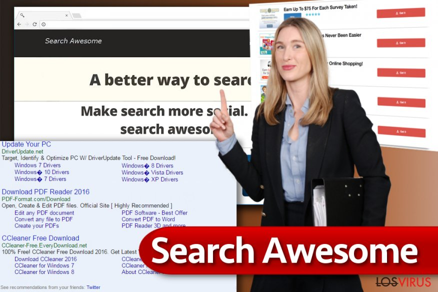 Virus Search Awesome