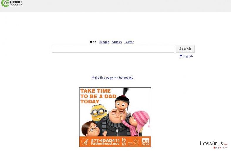 Search.certified-toolbar.com foto