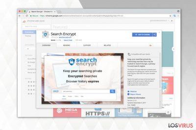 Imagen de Search Encrypt