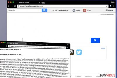 Virus Search.hemailaccessonline.com