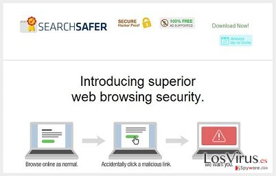 Search Safer virus foto