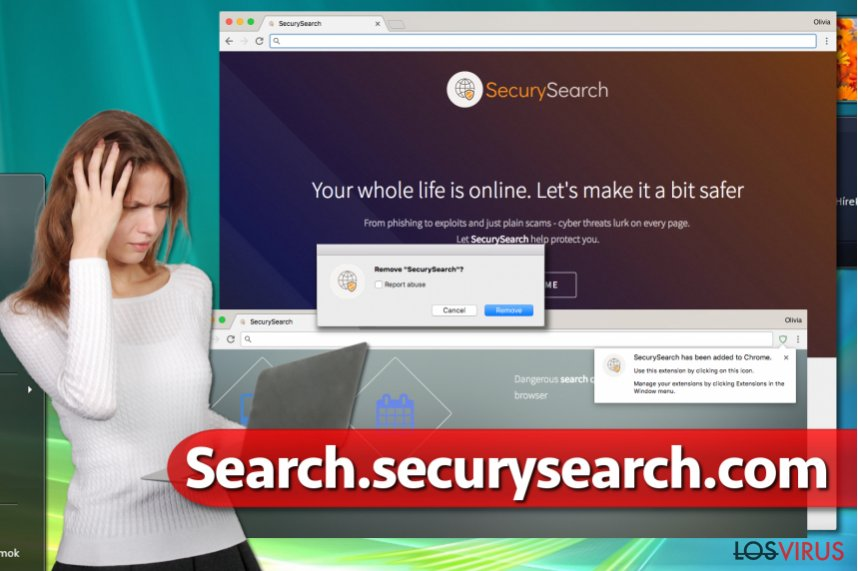 Virus Search.securysearch.com