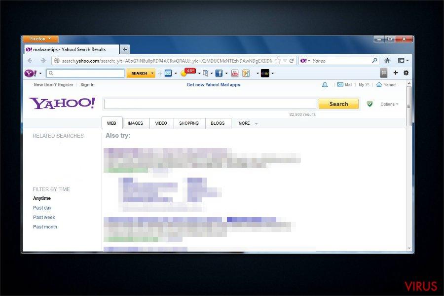Imagen de Search.yahoo.com