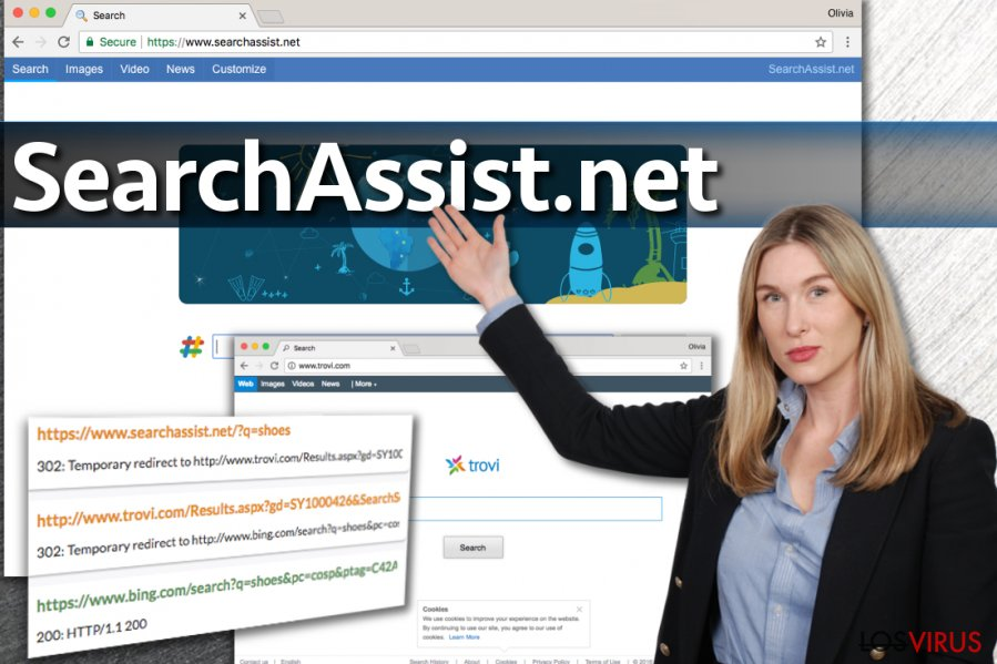 Virus SearchAssist.net