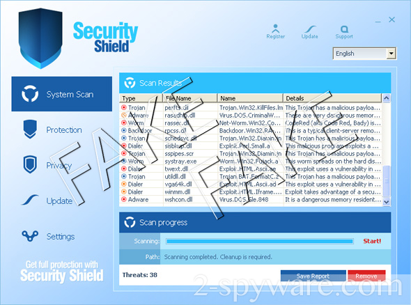 Security Shield foto