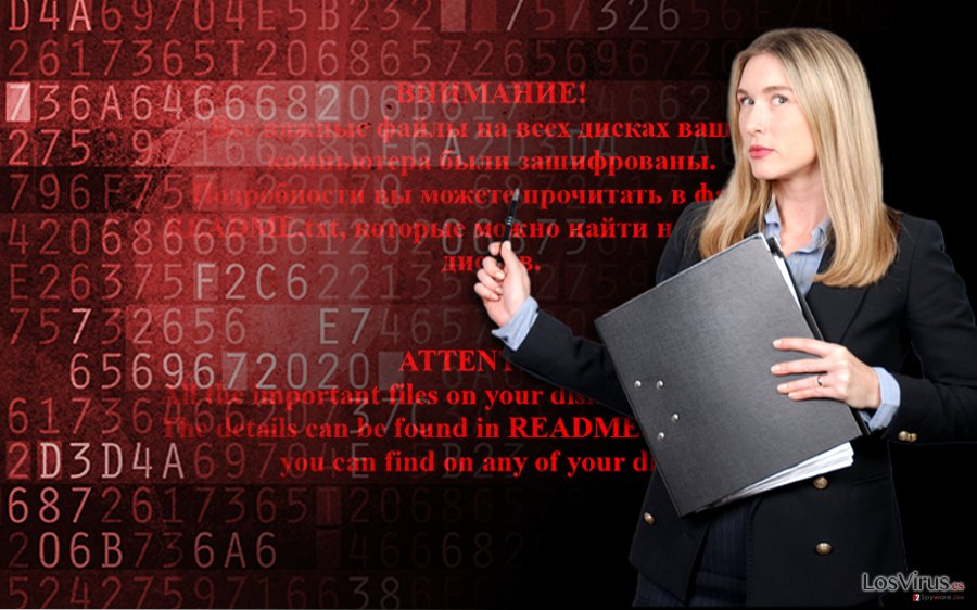 El ransomware Shade foto