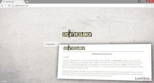 El virus Splintersearch.com