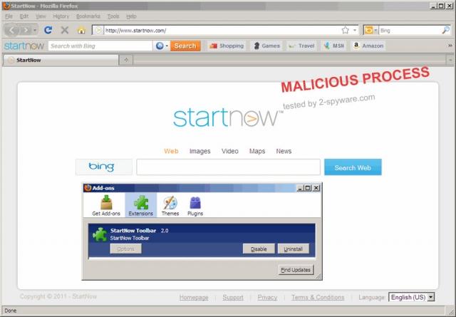 StartNow Toolbar foto