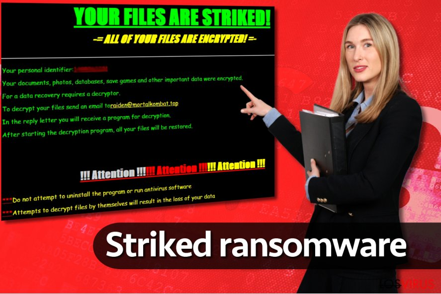 Ransomware Striked