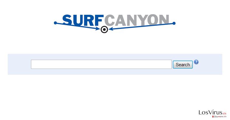 Surf Canyon foto
