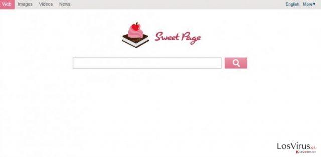 Sweet-page.com foto