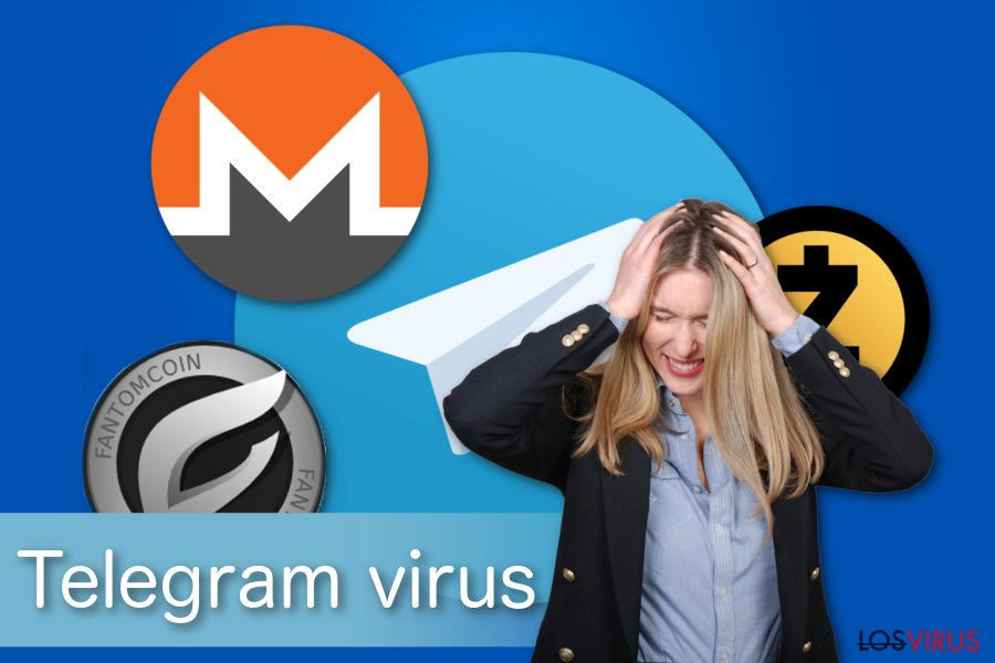 Virus de Telegram