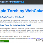 Topic Torch foto