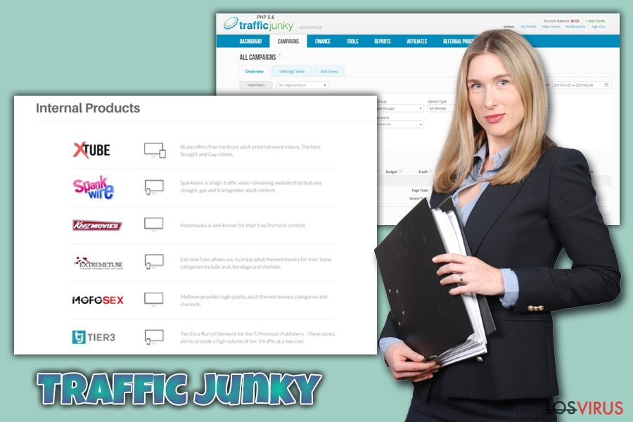 Adware Traffic Junky