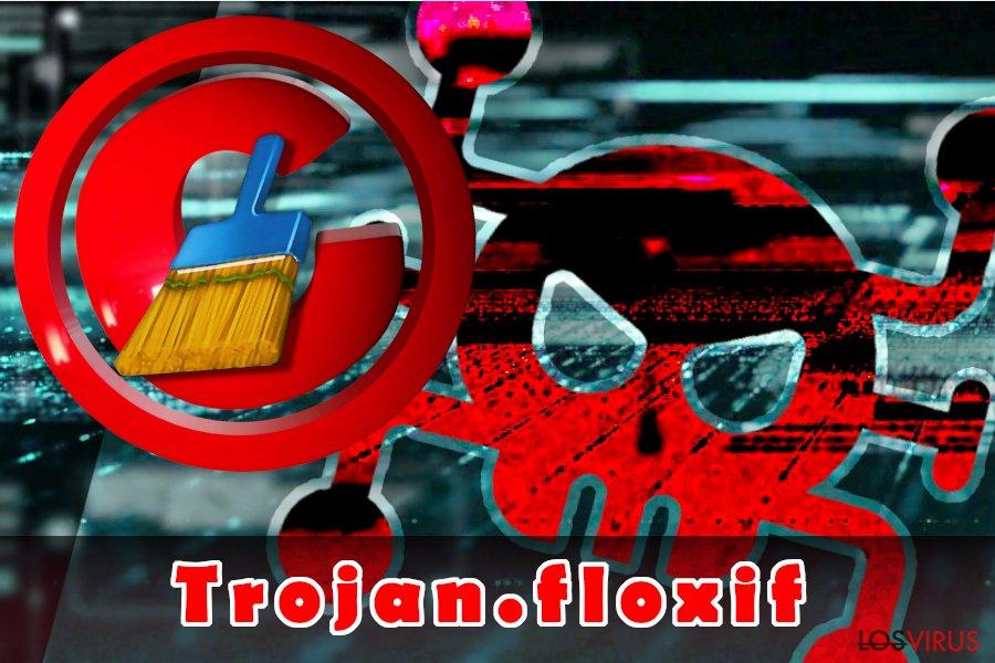 Virus Floxif foto