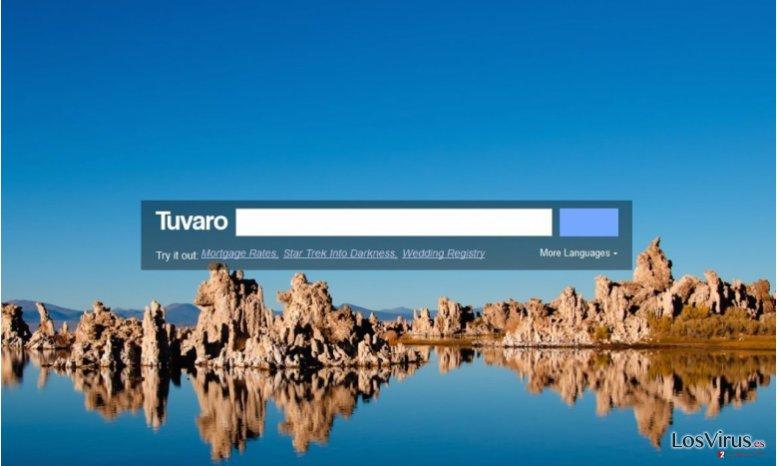 El virus Tuvaro foto