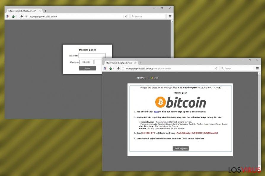 Virus ransomware UIWIX