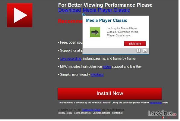 Los anuncios de Updates.com foto