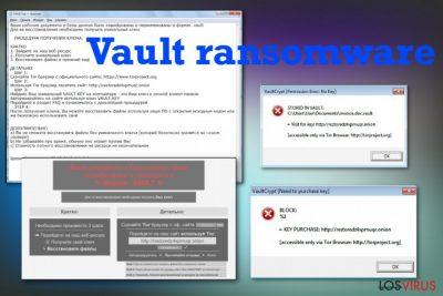 Ransomware Vault