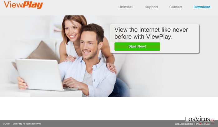 Los anuncios de ViewPlay foto