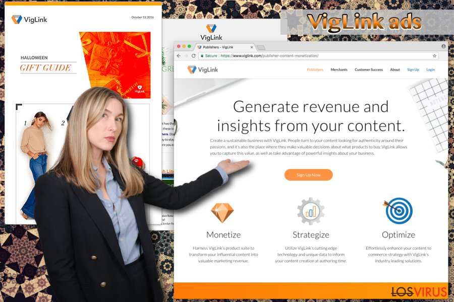 Adware VigLink.com