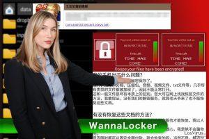 Virus ransomware WannaLocker