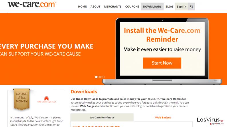 We-care.com foto