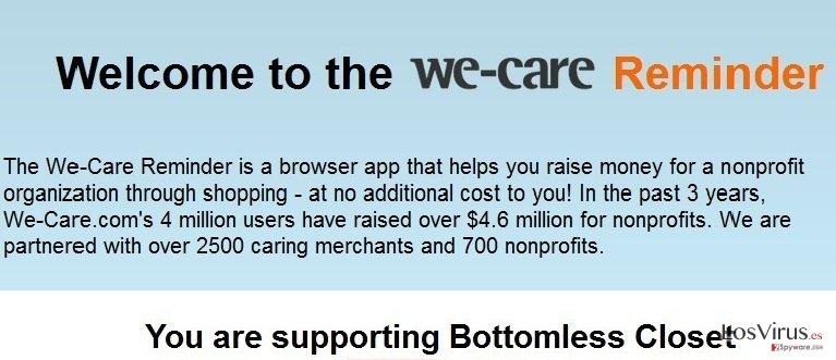 We-care Reminder foto