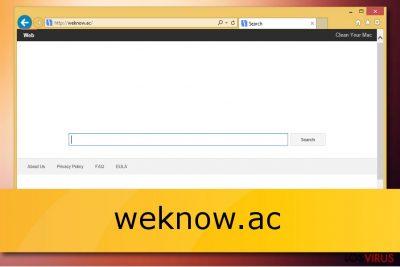 Hackeo de Weknow.ac