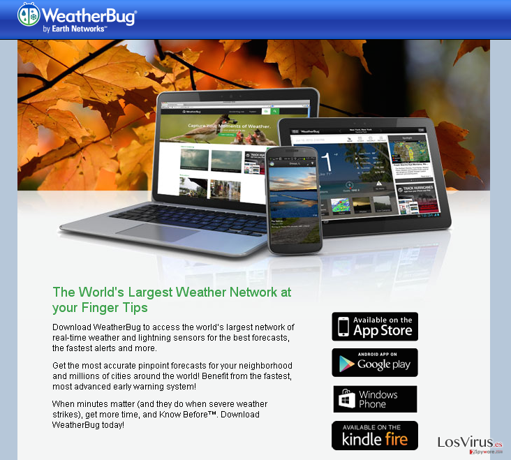 Ads by Weather Bug foto
