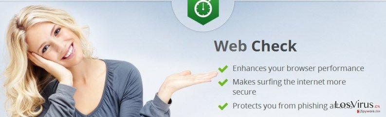 WebCheck foto