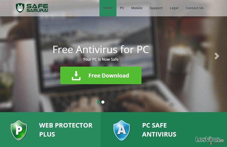 Web Protector Plus foto