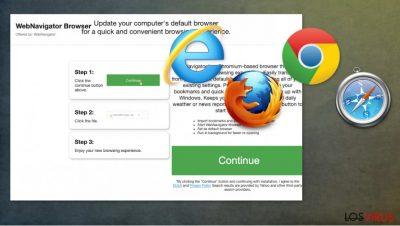 Hacker WebNavigatorBrowser
