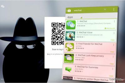 Virus WeChat