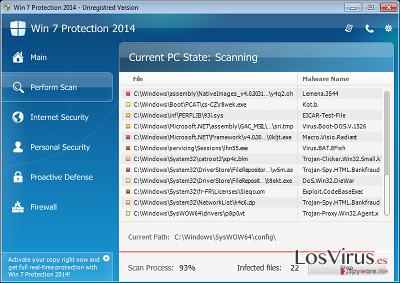Vista Protection 2014 foto