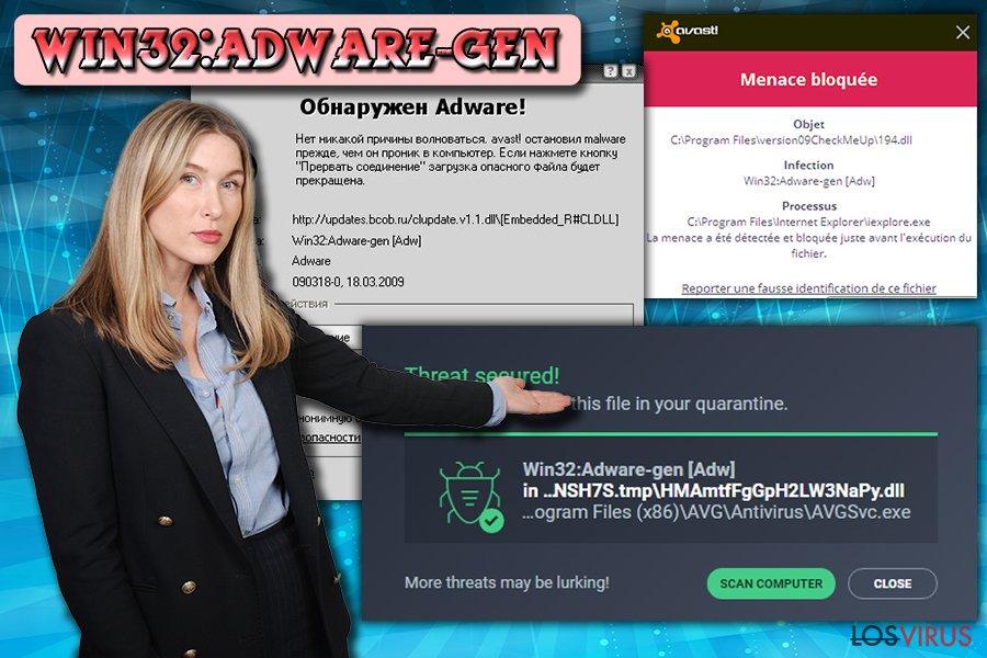 Adware Win32 Adware-gen
