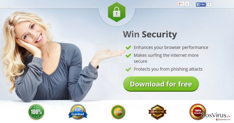 WinSecurity foto