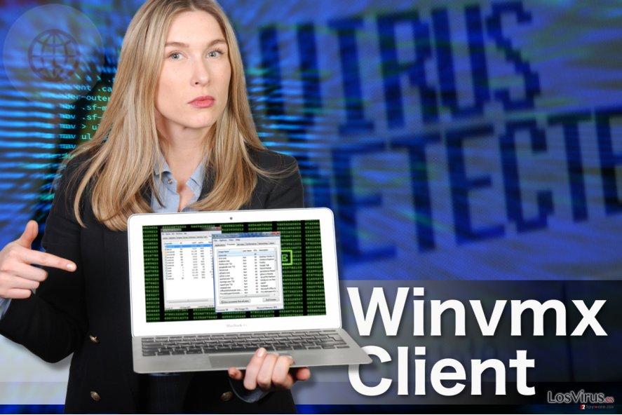Imagen del virus Winvmx Client