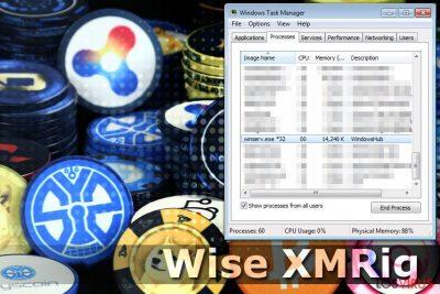 Wise XMRig CPU Miner
