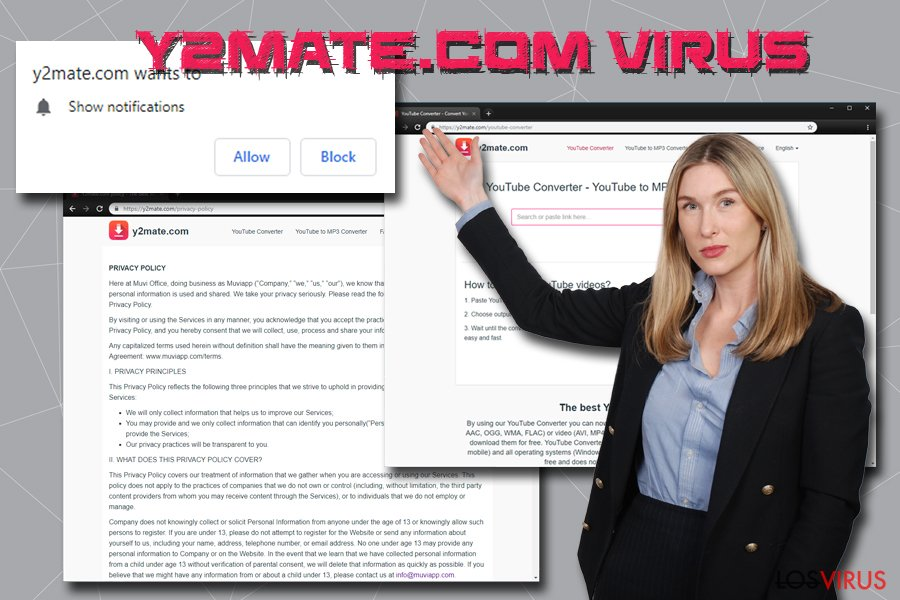 Virus Y2Mate.com