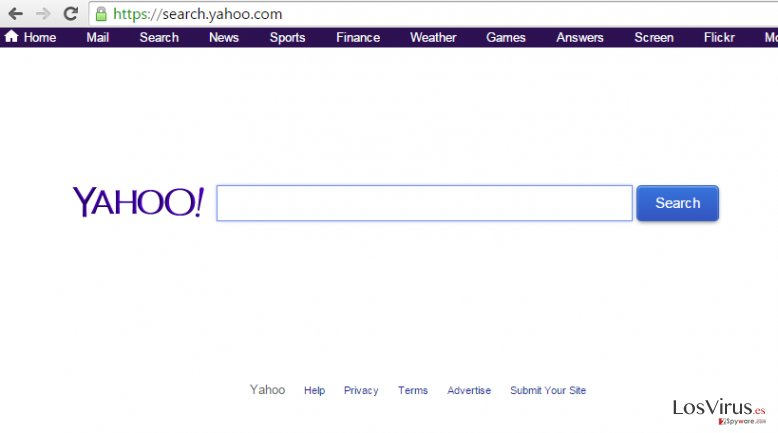 Yahoo Community SmartBar foto
